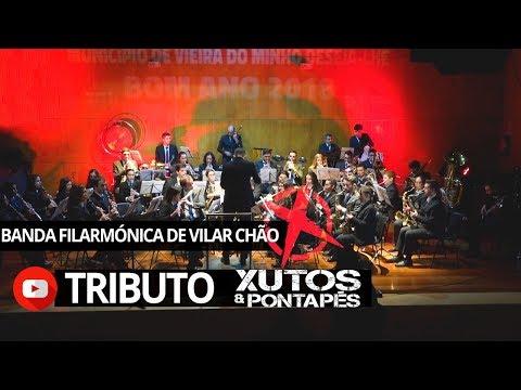 Banda Filarmónica de Vilar Chão faz Tributo a Xutos e Pontapés