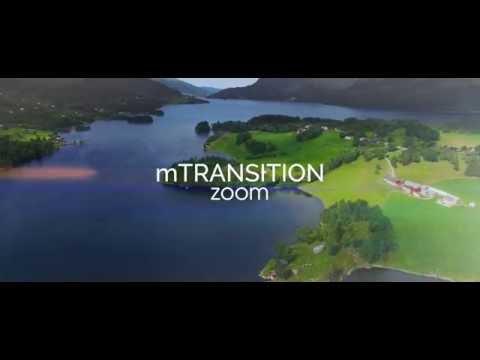 mTransition Zoom - Final Cut Pro X Plugin