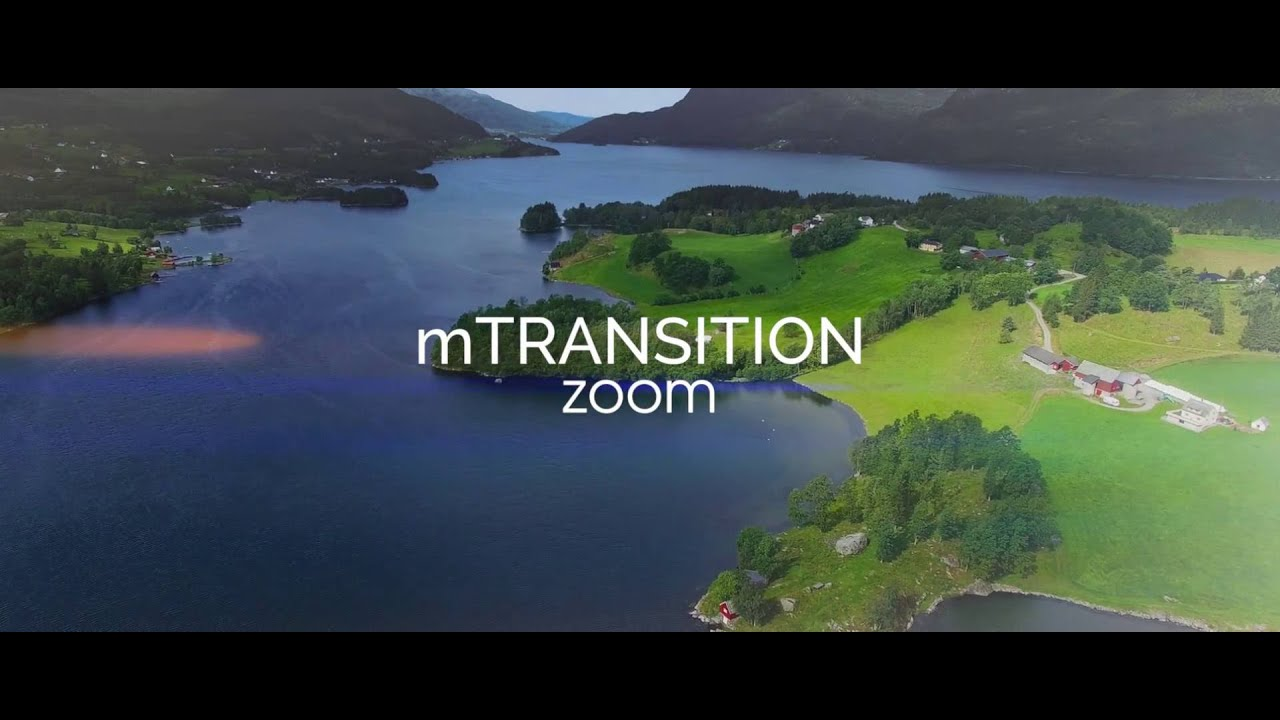 mTransition Zoom - Final Cut Pro X Plugin - YouTube