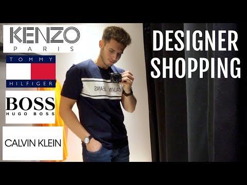 DESIGNER SHOPPING VLOG | Bicester Village (Kenzo, Hugo Boss, Calvin Klein & More)