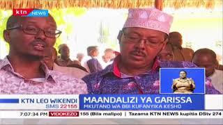 Gavana Ali Korane athibitisha Maandalizi ya Mkutano wa BBI Garissa utakaofanyika hapo kesho