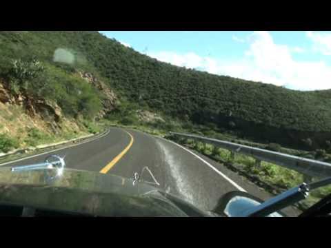 El Buick - Hilaire Damiron - Queretaro 2 - Carrera Panamericana 2009