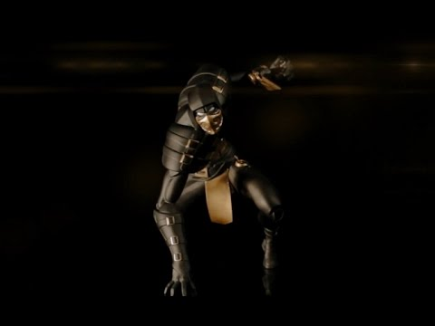 Mortal Kombat X Collector S Edition The Making Of The Scorpion