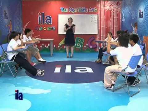 ILA - Vui Hoc Tieng Anh - Lesson: Job