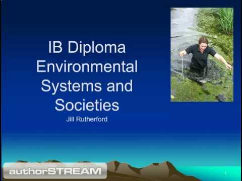 IB Environmental Systems And Societies