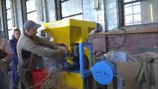кормовий екструдер ПЕ 100 ( екструдер зерновий)