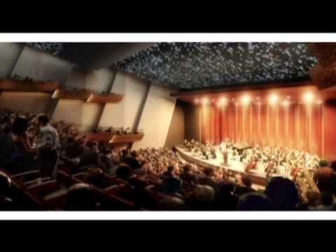 Robinson Auditorium Renovation Update