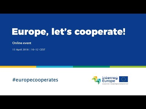 Europe, let's cooperate goes online