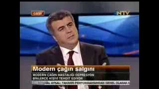 Prof. Dr. Tarık Yılmaz - NTV Haber - Depresyon