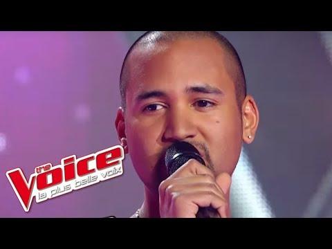 Whitney Houston  I Have Nothing  K  The Voice France 2012  Blind Audition