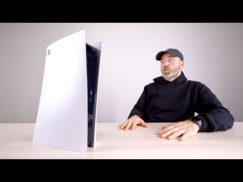 Sony PS5 Unboxing - The Beast is HERE