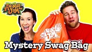 Animal Jam Game - Mystery Swag Bag