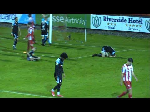 Sligo Rovers Derry City Goals And Highlights