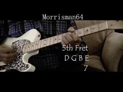 Sir Joe Quarterman & The Free Souls I got so much trouble Guitar Chords Lesson