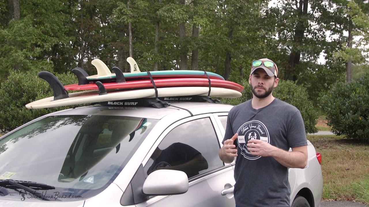 surfboard universal car rack storeyourboard