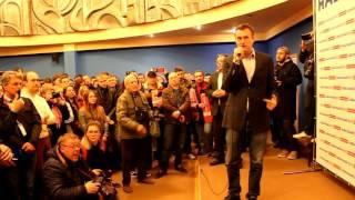 Навальный в Иваново ответил на вопрос про учебу в Йельском университете в США