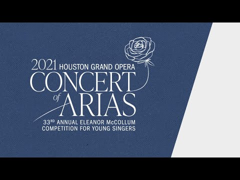 33rd Annual Concert of Arias