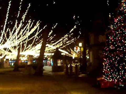 Youtube Christmas Lights