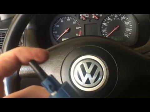 '00-05 Volkswagen Golf GTI Mk4 Clutch Switch Replacement