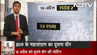 Simple Samachar: Second Phase Of 2019 Lok Sabha Elections