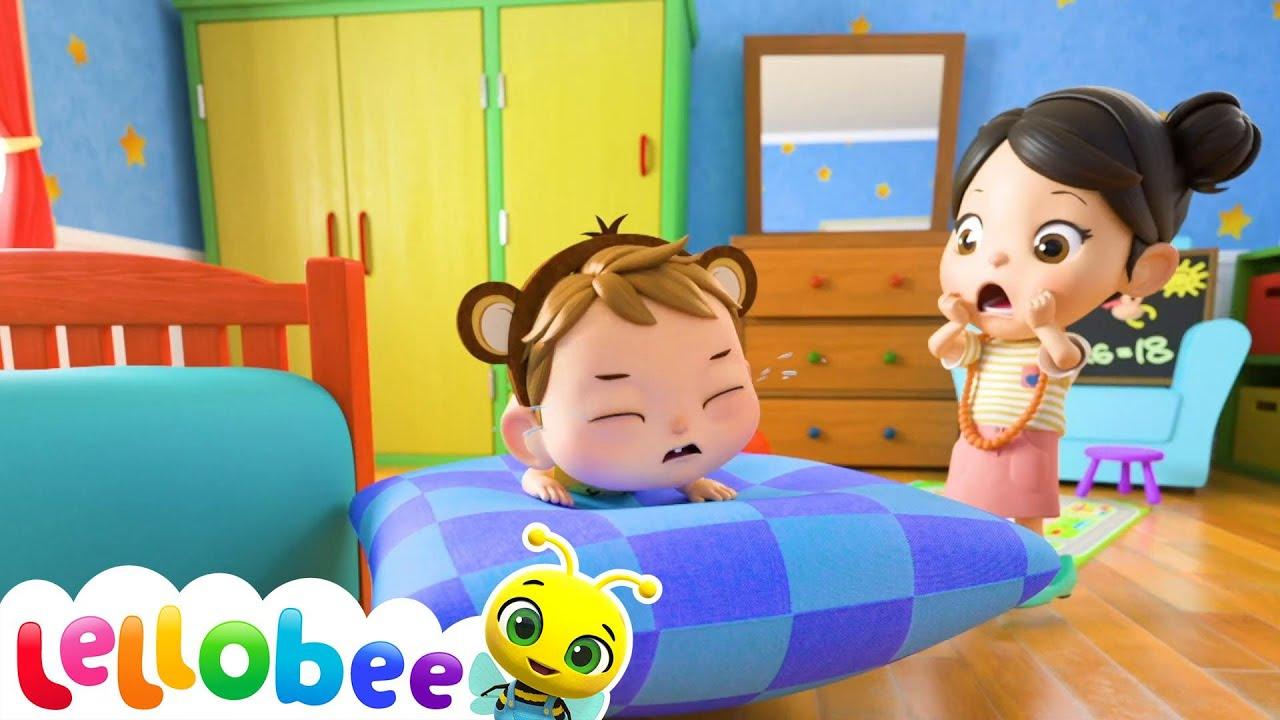 5 Little Monkeys  | Little Baby Bum ABC Kids Nursery Rhymes & Kids Songs