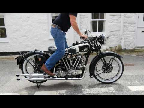 MATCHLESS 1939 MODEL X SS100