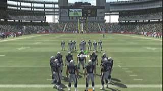 Madden 06 Xbox live online game - Slam (Colts) vs LT (Pats)