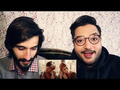 Gully Boy Official Trailer Reaction Ft. Ranveer singh & Alia Bhatt