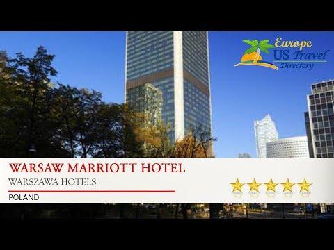Warsaw Marriott Hotel - Warszawa Hotels, Poland