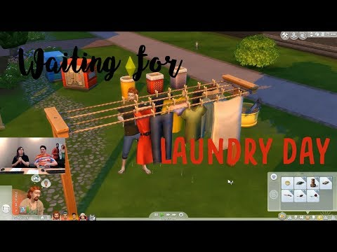 The Sims 4 Laundry Day Stuff Pack - What I am looking forward to  