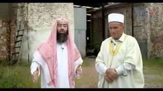 رجل عمره 70 سنه أنظر ماذا يفعل من أجل الأسلام