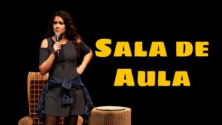 SALA DE AULA - Stand up comedy | Ste Marques