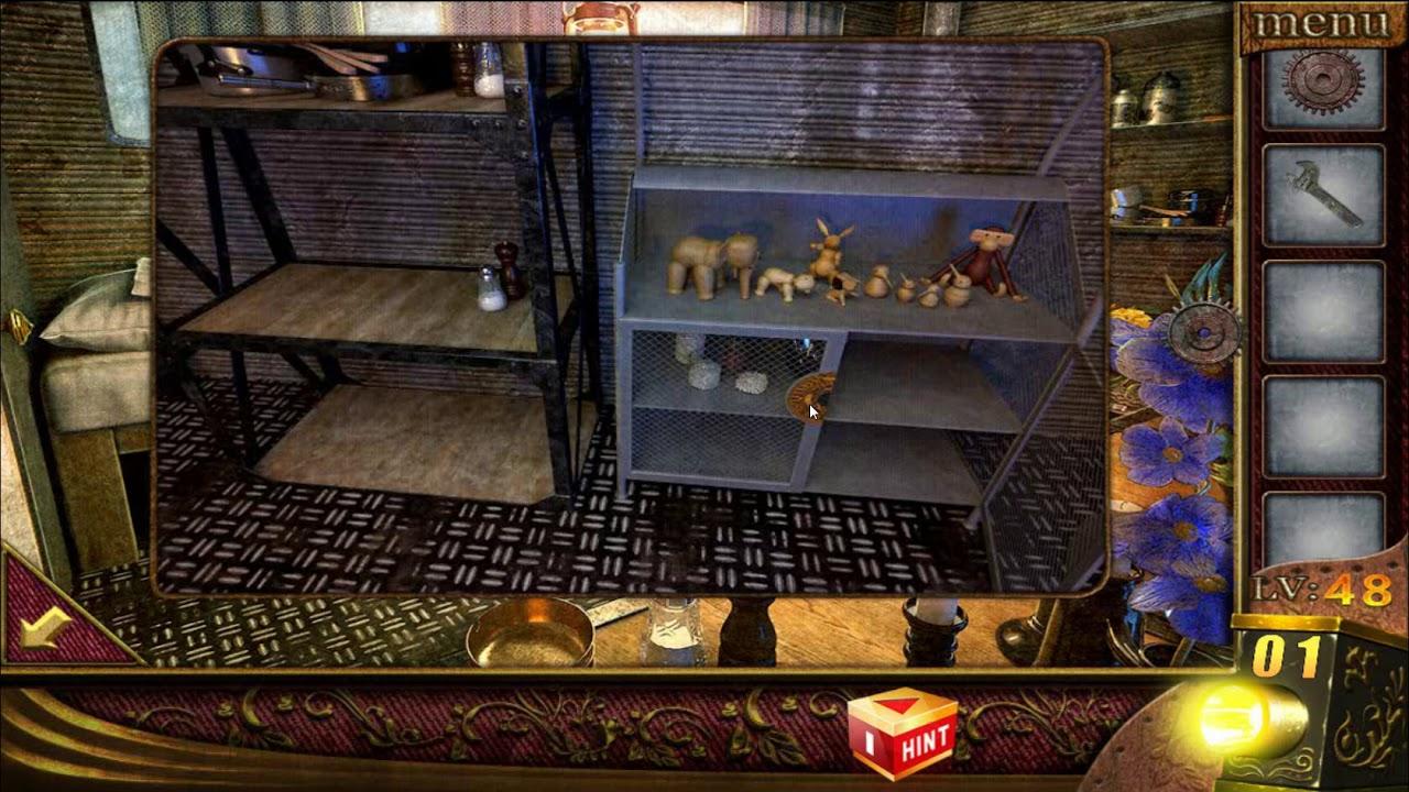 Can You Escape The 100 Room 4 Level 48 Walkthrough Youtube