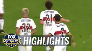 Video Gol Pertandingan Vfb Stuttgart vs Freiburg