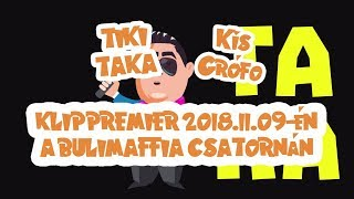 Kis Grófo -Tiki-taka (Official Teaser)