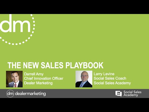 The New Sales Playbook