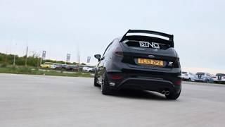 Modified Black Fiesta ST || STNC.tv