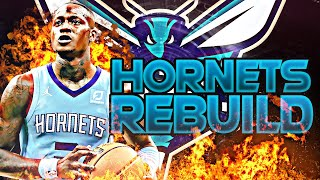 BLOWING UP THE HORNETS REBUILD! (NBA 2K20)