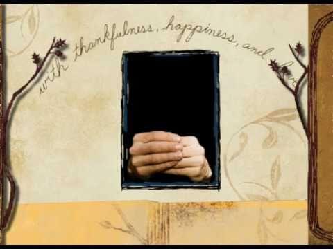 Thanksgiving Joy - Thankfulness, Happiness, Love