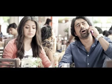 ▶ Anushka Sharma and Rannvijay Some Funny Beautiful Reliance Mobile Ads Commercial | TVC E7S36