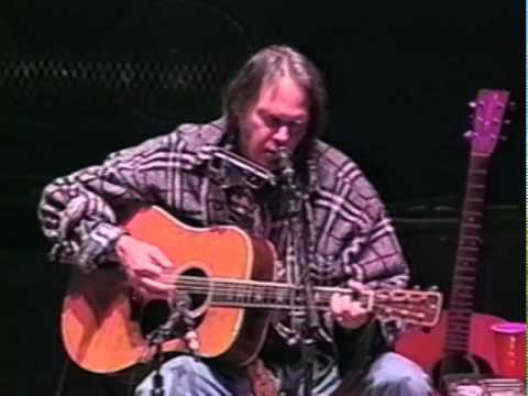 Neil Young Without Rings