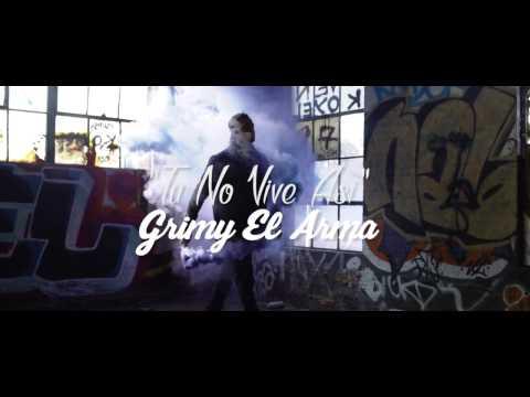 Tu No Vive Asi REMIX - GRIMY EL ARMA