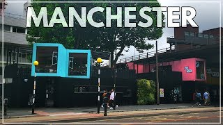 Manchester Walking Tour | How to travel Manchester 2019 | Manchester Travel