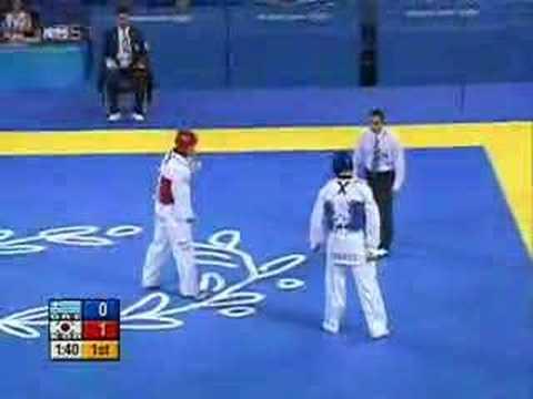 2004 Athens Olympic - Taekwondo Gold Medal Match Mp3