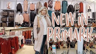 NEW IN PRIMARK AUTUMN WINTER 2019 | COME TO PRIMARK WITH ME | KATE MURNANE