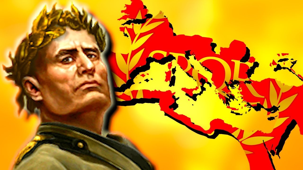 Italy Forms a New Rome! | Hearts of Iron 4 [HOI4 - Waking