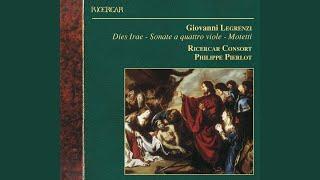 Sonata sesta a quatro viole da gamba: Adagio assai - Allegro - Adagio - Allegro - Adagio