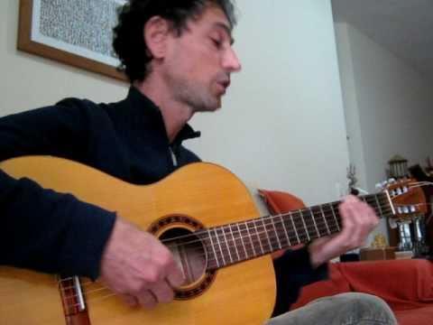 Boomerang  Blues de Renato Russo por Mangustoni.