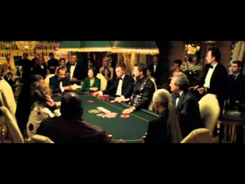 poker scene from casino royale