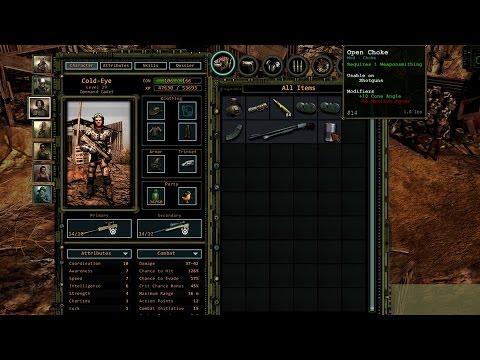 Wasteland 2 - Combat Trailer